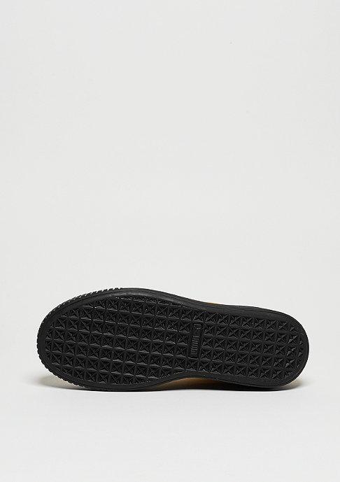 Puma Schuh Basket Platform Metallic gold/gold/black