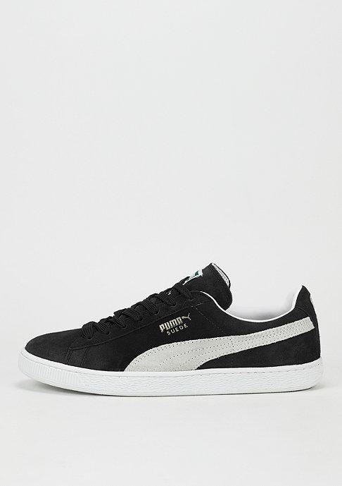 Puma Schuh Suede Classic+ black/white