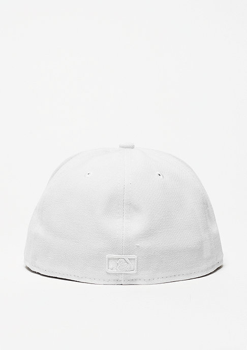 New Era MLB White On White New York Yankees