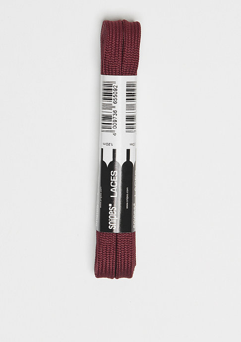 SNIPES Snipes Sneaker Laces 120 bordeaux