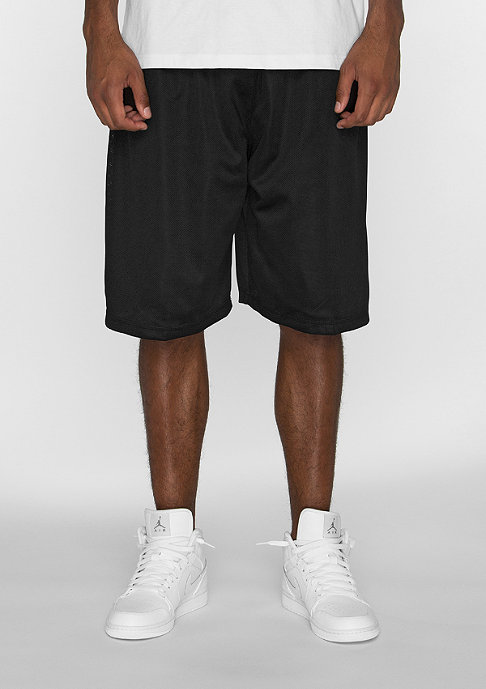 Urban Classics Basketball Mesh black