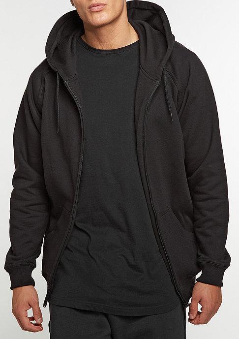 Urban Classics Hooded-Zipper black