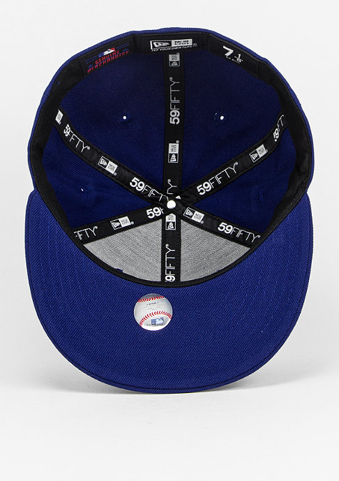 New Era Fitted-Cap MLB Basic Yankees royal
