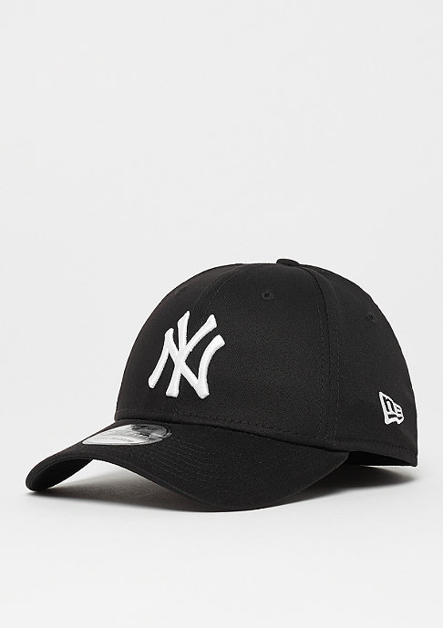 New Era Baseball-Cap 39Thirty League Basic MLB New York Yankees black/white