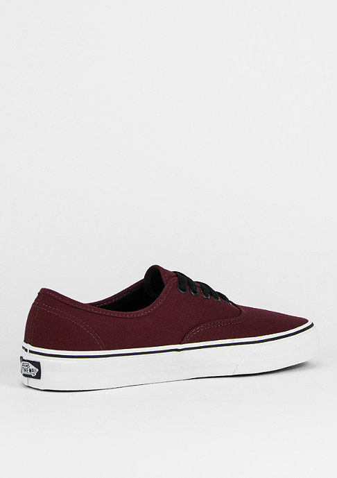 VANS Schuh Authentic p.royale/black