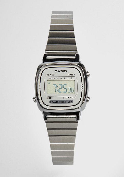 Casio Damenuhr LA670WEA-7EF