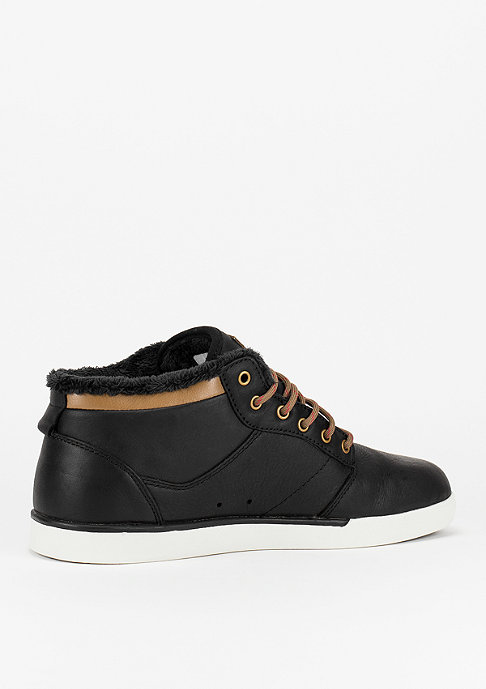 Etnies Schuh Jefferson Mid LX black/brown