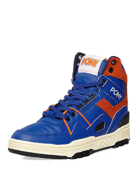 Pony M-100 blue/orange/white