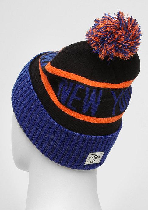 Cayler & Sons Beanie New York blue/orange