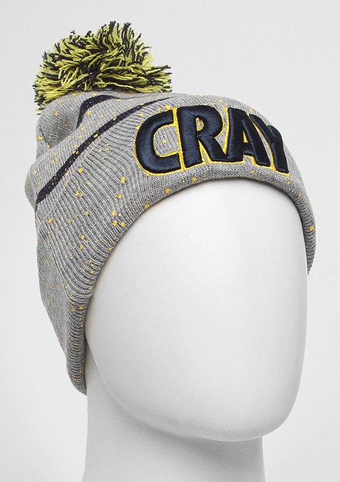 Cayler & Sons Beanie Cray grey/navy/yellow
