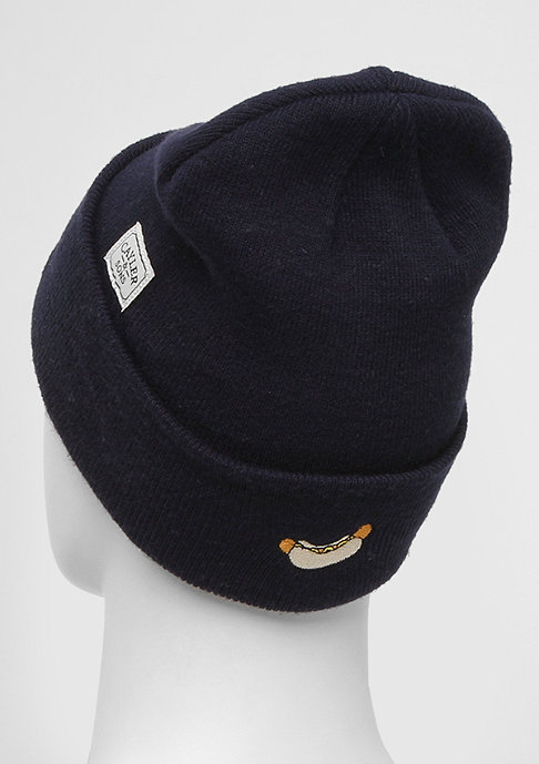 Cayler & Sons Beanie New York City nvy/wht