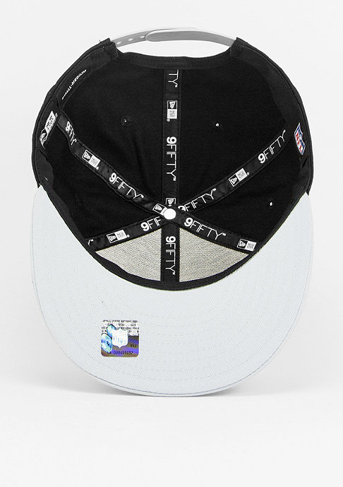 New Era Cotton Block Oakland Raiders