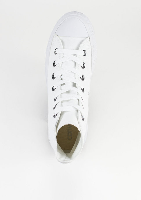 Converse CTAS Core Canvas HI white/monochrome