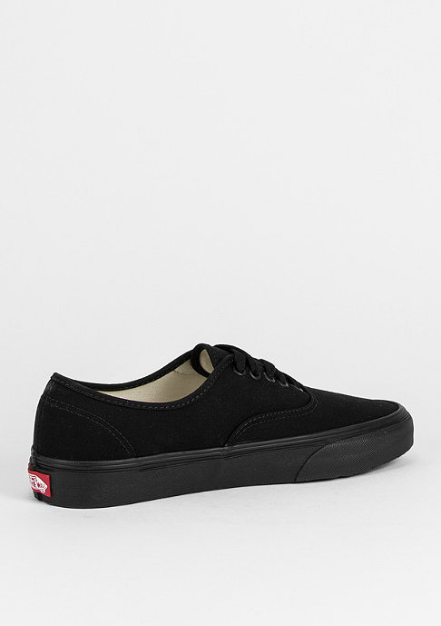 VANS Schuh Authentic black/black