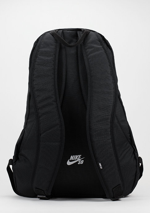NIKE Rugzakk Embarca Medium black/black/white