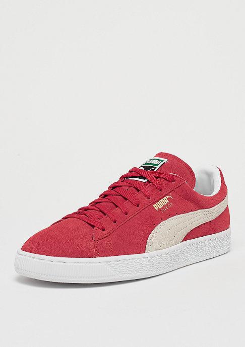 Puma Suede Classic+ team regal red/white