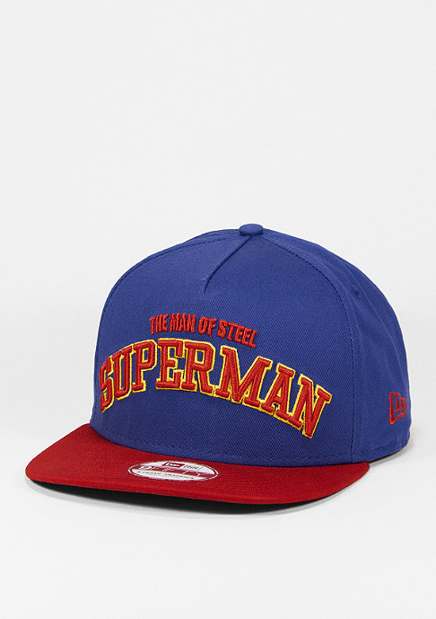 New Era Snapback-Cap Character Arch Superman
