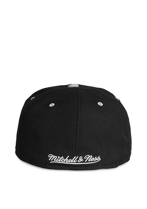 Mitchell & Ness Logo Hi-Crown Los Angeles Kings black