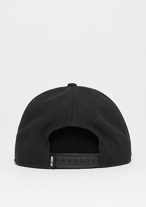 NIKE SB Snapback-Cap SB Icon black/white
