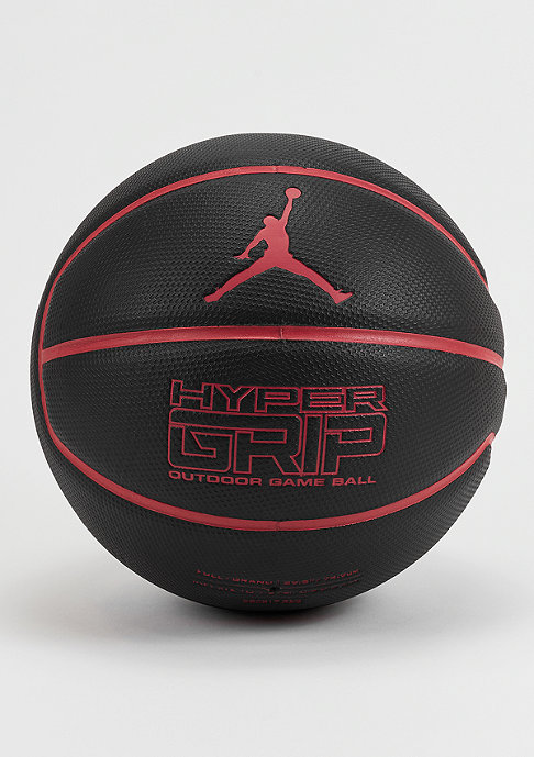 JORDAN Hyper Grip OT (7) black/g.red