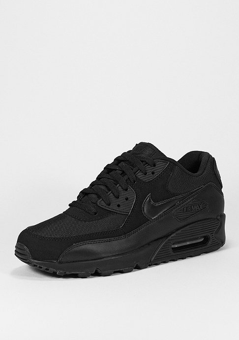 NIKE Schuh Air Max 90 Essential black/black/black