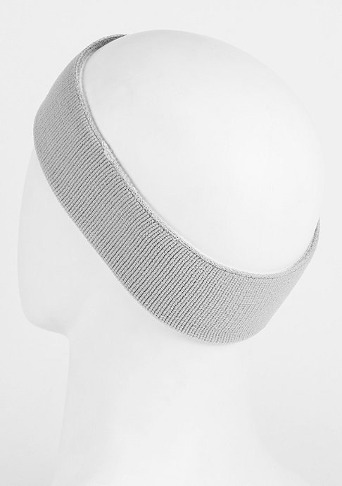 JORDAN Jumpman Headband wolf grey/white/black