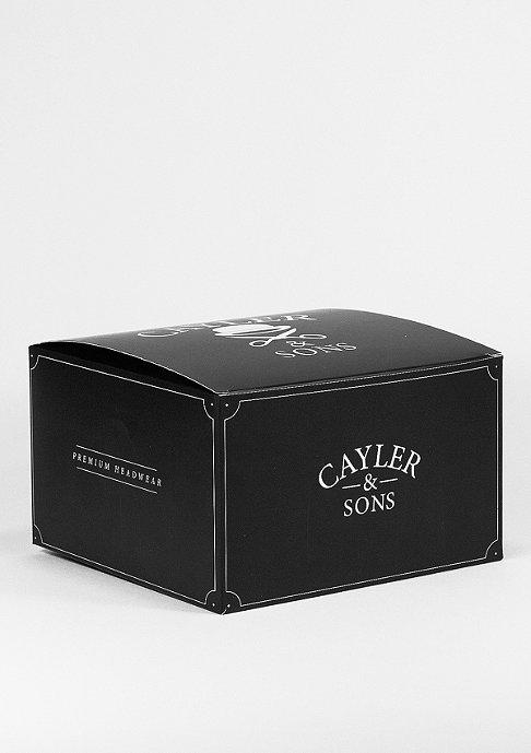 Cayler & Sons Strapback-Cap New Money a.denim/s.black/red