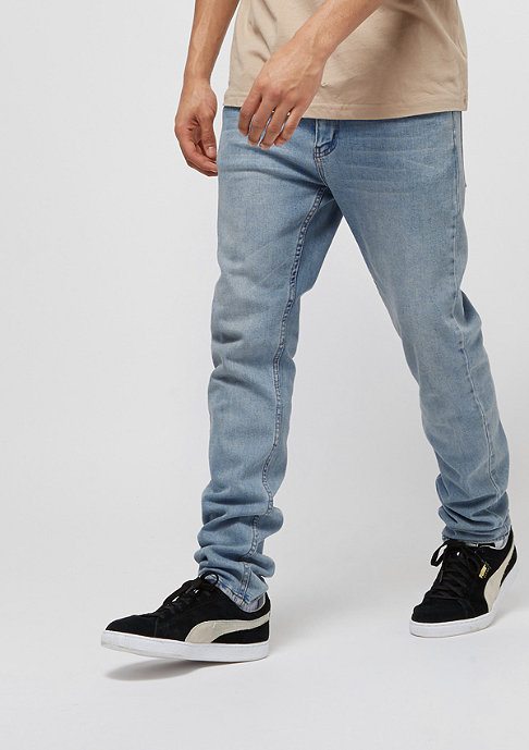 Cheap Monday Jeans Tight Stonewash blue