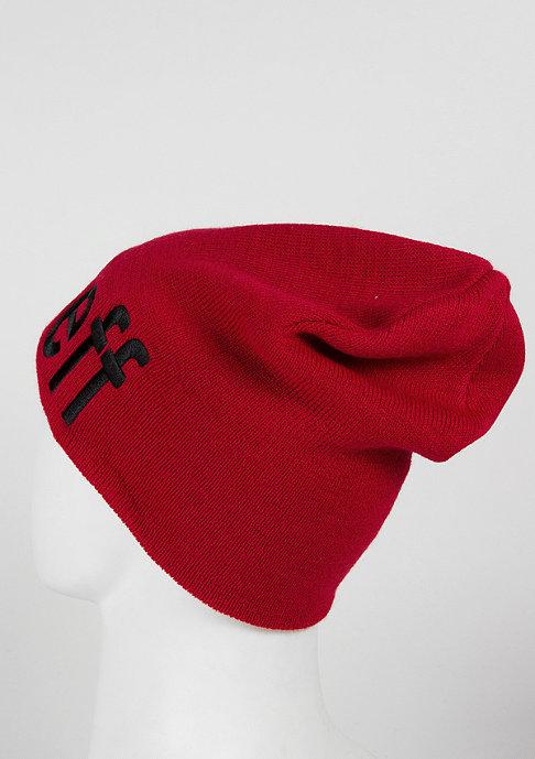 Neff Beanie Form red
