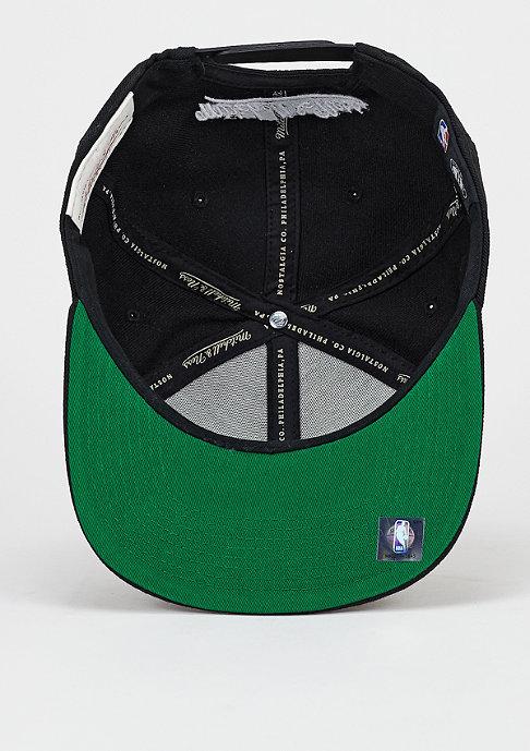 Mitchell & Ness Wool Solid NBA Brooklyn Nets black