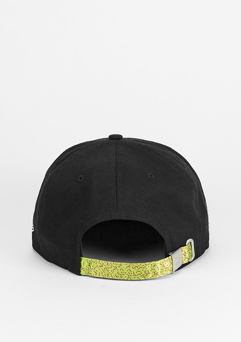 New Era Snapback-Cap YO! 9Fifty black/limegreen