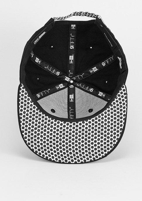 New Era YO! 9Fifty black/white