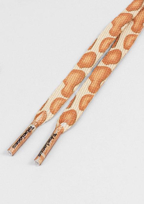 Masterdis Schnürsenkel TubeLaces Special 140cm giraffe