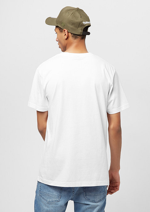 Mister Tee T-Shirt F#?KIT white