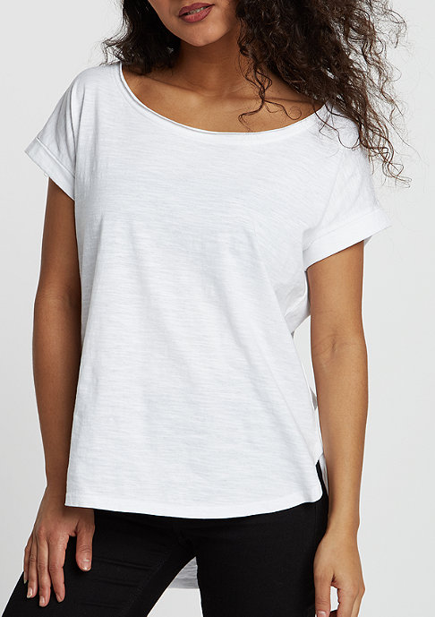 Urban Classics T-Shirt Extended Shoulder white