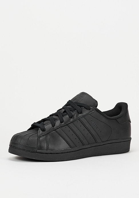 adidas Superstar black/black/black