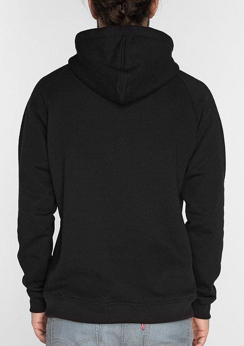 SNIPES Hooded-Sweatshirt Chenille Logo black