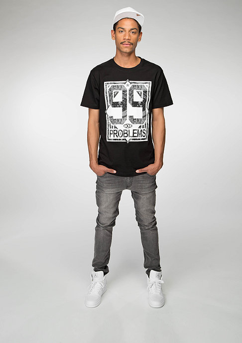 Mister Tee 99 Problems Marble black