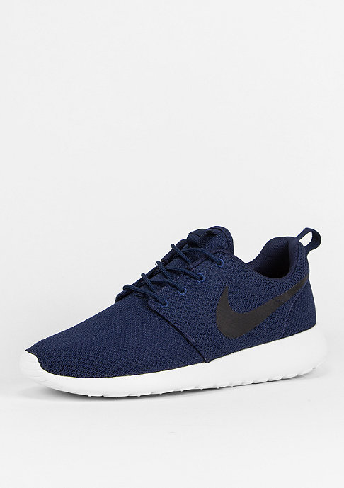 NIKE Laufschuh Roshe One midnight navy/black/white