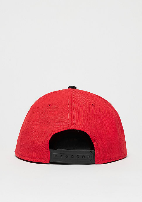 NIKE Snapback-Cap Futura university red/black/white