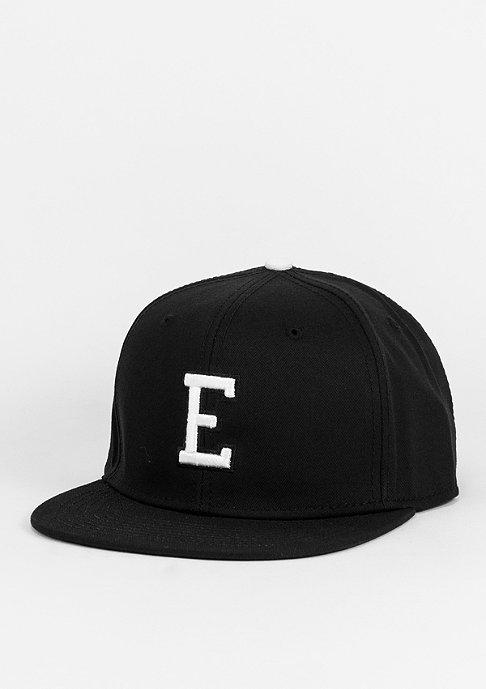 Masterdis Snapback-Cap Letter E black