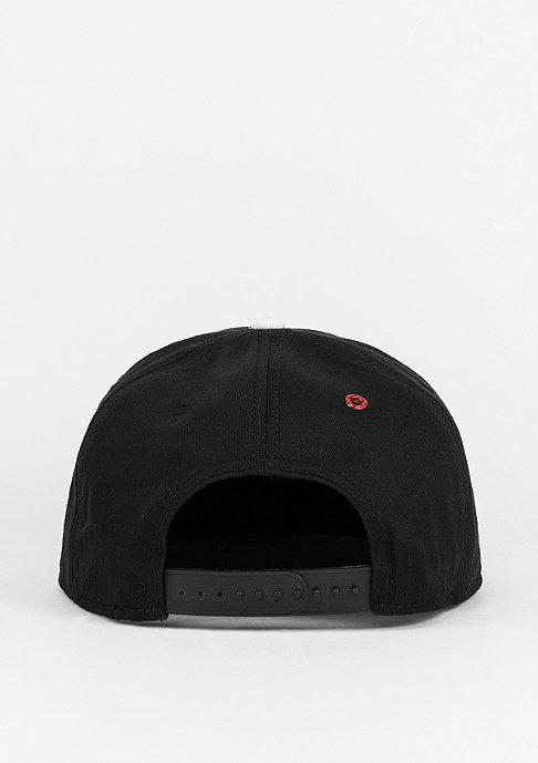 Masterdis Snapback-Cap Letter F black
