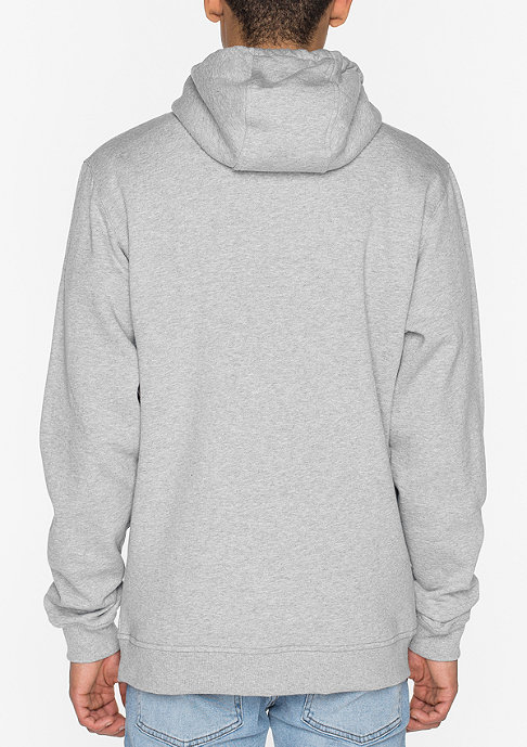 Mister Tee Hooded-Sweatshirt Bitch Please heather grey