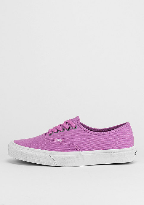 VANS Schuh Authentic Overwashed radiant orchid