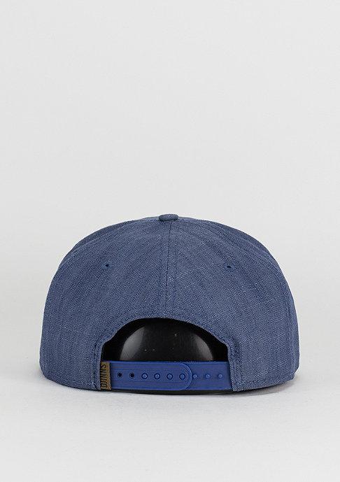 Djinn's Snapback-Cap Linen navy