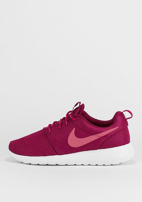Nike Roshe Run Damen Dark Fireberry