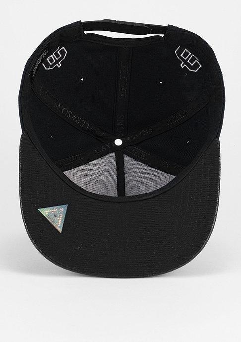 Cayler & Sons Snapback-Cap BL Dolladolla black/black croco