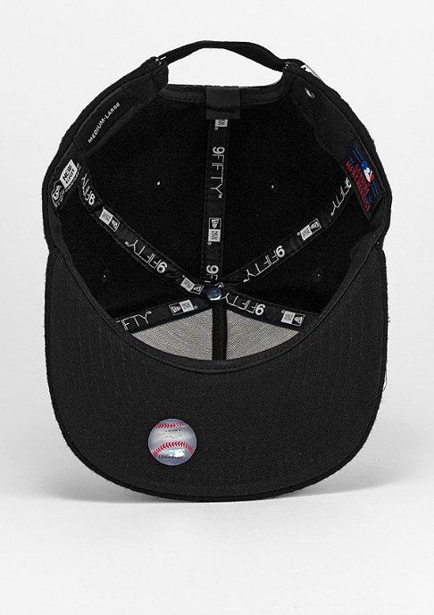 New Era Quilt Word MLB New York Yankess black