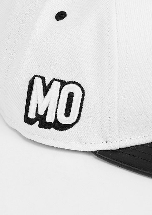 Cayler & Sons Snapback-Cap Mo Money white/black