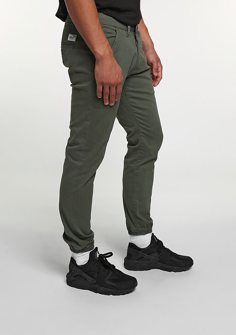 Reell Chino-Hose Jogger Pant olive